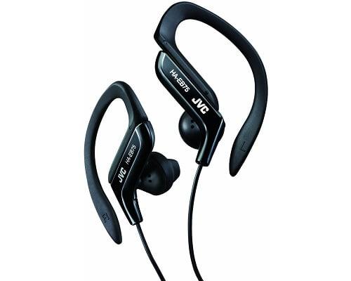 Auriculares deportivos de clip JVC HA-EB75-B baratos, auriculares deportivos baratos, auriculares de clip baratos, auriculares baratos, chollos en auriculares, ofertas en auriculares