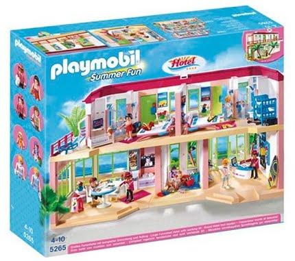 toma chollo gran hotel de playmobil s lo 66 tu blog de chollos rebajas. Black Bedroom Furniture Sets. Home Design Ideas