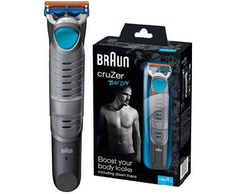 Depiladora corporal Braun Cruzer 6 barata, Chollo depiladora masculina, Chollo depiladora para hombre, Oferta depiladora para hombre