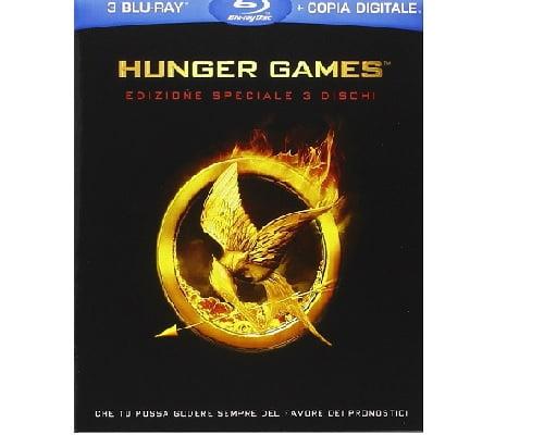 Los Juegos del hambre Blu-Ray barato, chollos películas Blu-Ray, ofertas Blu-Ray