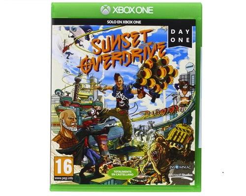 Juego Sunset Overdrive edición DAY ONE barato, chollos juegos XBOX ONE, juegos xbox baratos, ofertas juegos xbox, Sunset Overdive