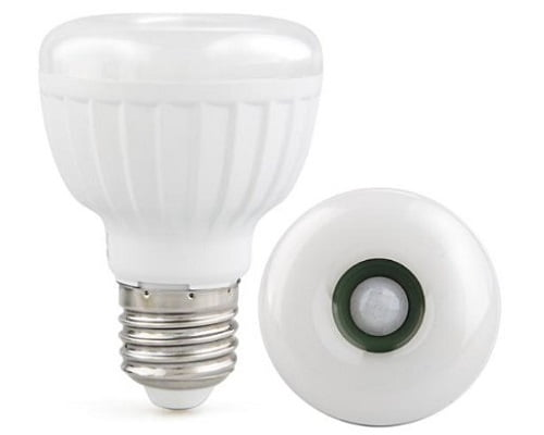 Bombilla LED con sensor de movimiento barata, Bombillas LED baratas, Sensor de movimiento barato, Bombillas baratas