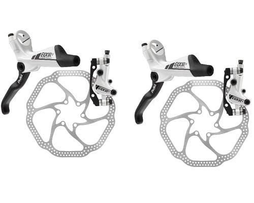 Frenos de disco hidráulicos Avid 2014 Elixir 3 baratos, Frenos hidráulicos para bicicleta de montaña baratos, Frenos baratos, Frenos baratos MTB