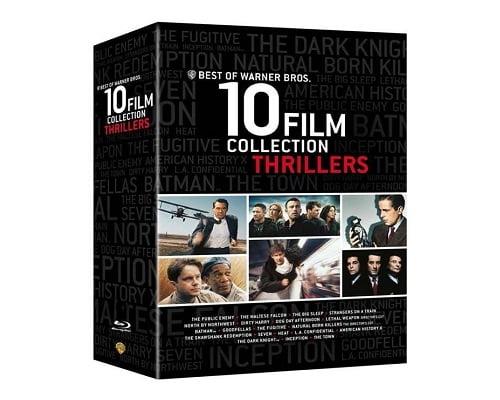 Pack 10 Películas Warner Bros Blu-Ray baratas, Películas Blu-Ray baratas, Cine barato, Chollos Blu-Ray