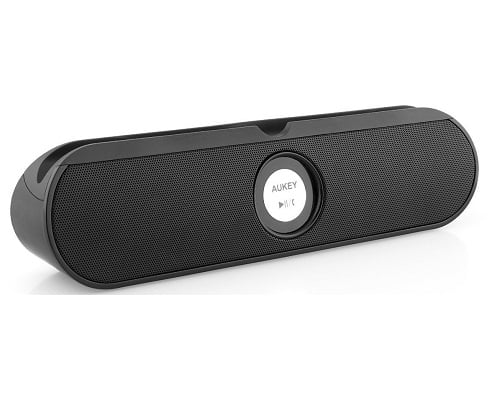 Altavoz inalámbrico Bluetooth Aukey barato, chollos en altavoces Bluetooth, altavoces Bluetooth baratos, descuentos en altavoces Bluetooth