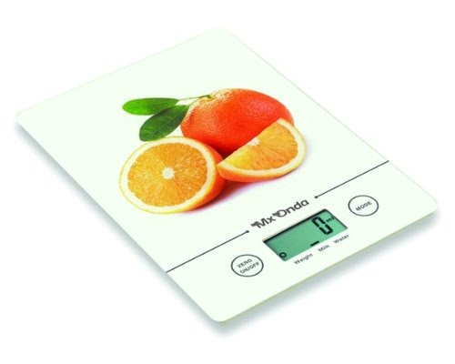 Toma chollo b scula electr nica de cocina mx onda s lo - Bascula de cocina barata ...