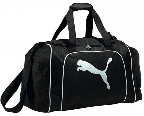 Bolsa de deporte Puma Team Cat barata, Bolsas de deporte baratas, Bolsas de viaje baratas, Bolsas de deporte de marca baratas