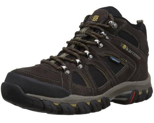 Botas de montaña Karrimor baratas, botas baratas, calzado barato,chollos en botas de trecking, botas de montaña baratas, calzado de senderimo barato
