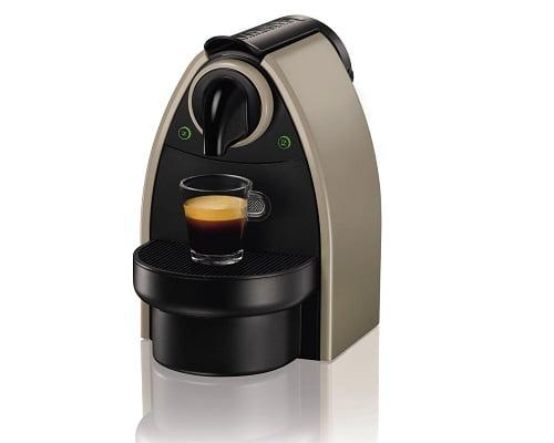 Cafetera Nespresso barata, cafeteras de cápsulas baratas, chollos en cafeteras, cafeteras baratas, ofertas en cafeteras de cápsulas
