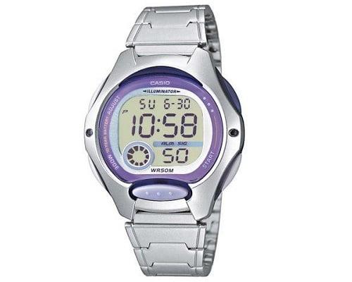 Reloj para niña o chica CASIO LW-200D-6AVEF barato, relojes baratos, chollos en relojes, ofertas en relojes