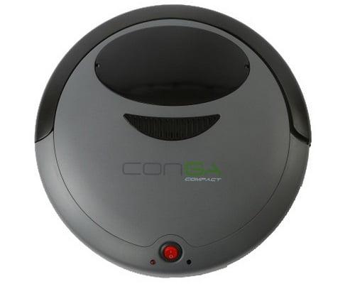 Robot aspirador Cecotec Conga Compact barato, ofertas en robots aspiradores, chollos en robots aspiradores, aspiradores baratos, descuentos en robots aspiradores