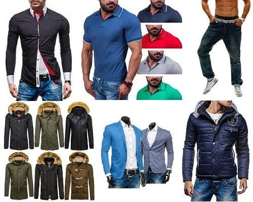 Ropa marca Bolf barata, ropa barata, chaquetas baratas, camisas baratas, pantalones baratos, sudaderas baratas