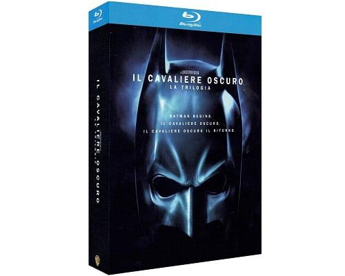 Trilogía de Batman El Caballero Oscuro barata, películas en Blu-Ray baratas, chollos en Blu-Ray, ofertas en Blu-Ray