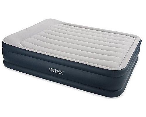 Toma chollo colch n cama hinchable intex autom tica s lo 42 euros tu blog - Intex hinchables ...