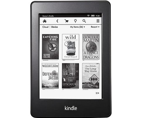 ebook Kindle paperwhite barato, ebooks baratos, chollos en ebooks, libros electrónicos baratos, ofertas en ebooks