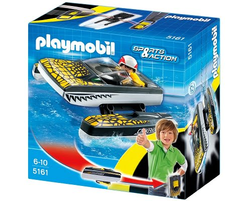 lancha playmobil croc speedboat barata, juguetes baratos, chollos en Playmobil, Playmobil baratos