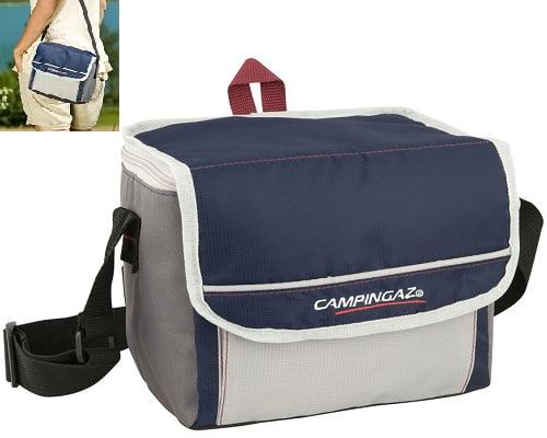 Bolsa nevera flexible Campingaz 5L barata, bolsas neveras baratas, chollos en bolsas neveras