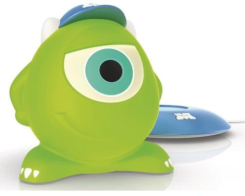 Lámpara infantil de LED Philips SoftPal barata, lámparas para niños baratas, chollos en lámpara para niños