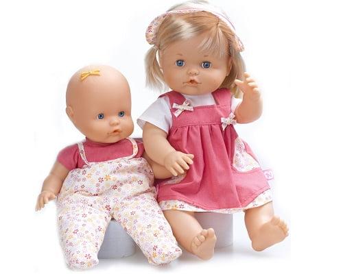 Pack 2 muñecas Nenuco de Famosa baratas, muñecas baratas, chollos en muñecas, ofertas en muñecas