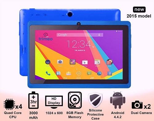"""Tablet Trimeo de 7"""" barata, tablets baratas, chollos en tablets, tablets para niños"""