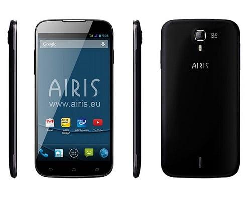Teléfono móvil smartphone Airis TM45Q barato, smartphones baratos, chollos en teléfonos móviles, teléfonos móviles baratos