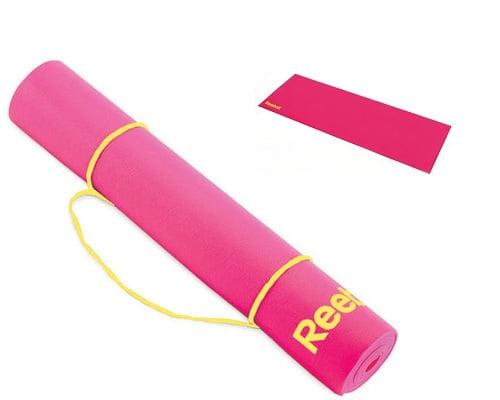 esterilla Reebok para yoga barata, chollos en esterillas, esterillas para yoga baratas
