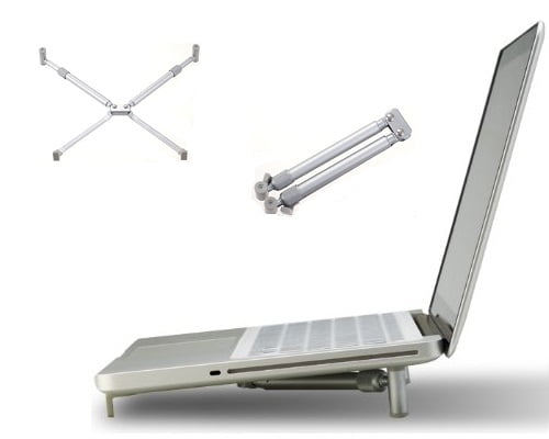 soporte de aluminio Bosvision BV-LT001 para portátil barato, soportes para portátiles baratos, chollos en soportes para portátiles