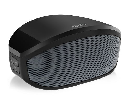 Altavoz inalámbrico Bluetooth Aukey barato, altavoces Bluetooth baratos, chollos en altavoces Bluetooth, ofertas altavoces Bluetooth