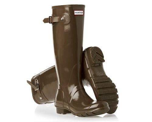 Botas Hunter Tall Gloss baratas, chollos Hunter, botas Hunter baratas, ofertas en botas Hunter