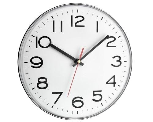 Toma chollo reloj de pared extraplano tfa s lo - Reloj pared cocina ...