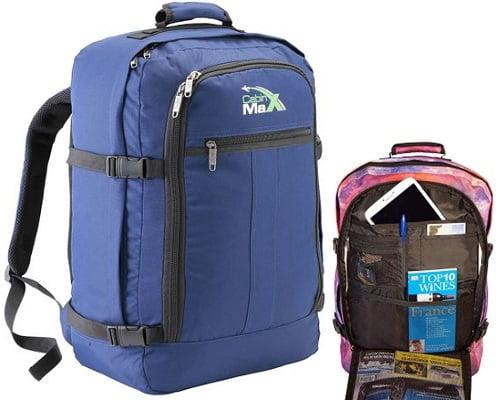 mochila de cabina Cabin Max barata, maletas de cabina baratas, maletas baratas, chollos en maletas, ofertas en mochilas, mochilas baratas