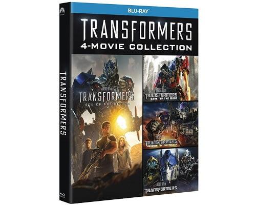 Colección completa películas Transformers en Blu-Ray baratas, películas en Blu-Ray baratas, chollos en películas en Blu-Ray, ofertas en películas