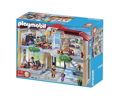 Colegio de Playmobil barato, ofertas en juguetes de playmobil, juguetes de playmobil baratos, descuentos en juguetes de playmobil, chollos en juguetes de playmobil
