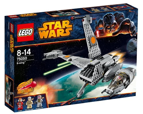 Lego Star Wars B-Wing barato, juguetes Lego baratos, chollos Lego, juguetes baratos, chollos en juguetes