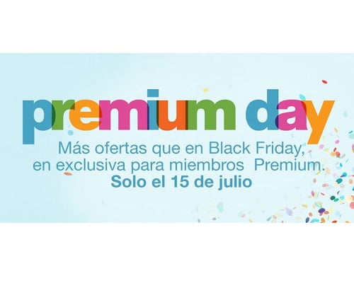Premium day de Amazon, ofertas en Amazon, chollos en Amazon, descuentos en Amazon