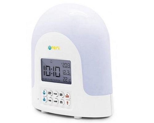 despertador amanecer imperii electronics barato, despertadores baratos, chollos en despertadores, ofertas en despertadores