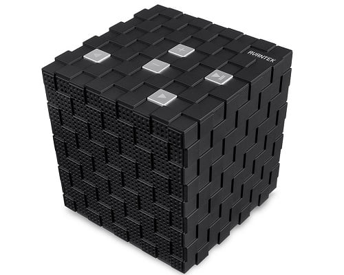 Altavoz Bluetooth Avantek Cube barato, altavoces Bluetooth baratos, chollos en altavoces inalámbricos