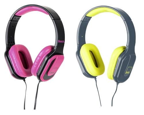 Auriculares Bench HMBE-BT-PKBK-DB baratos, chollos en auriculares, ofertas en auriculares, auriculares baratos