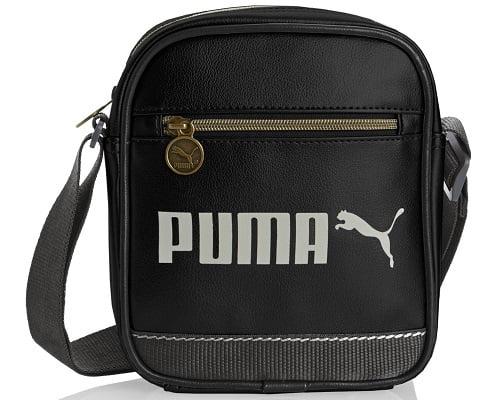Bandolera PUMA Campus Portable barata, chollos en bandoleras, bandoleras baratas, ofertas en bandoleras