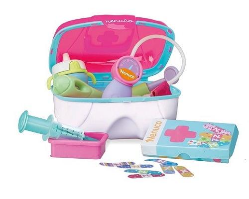 Botiquín de emergencias de Nenuco barato, juguetes baratos, chollos en juguetes, ofertas en juguetes, descuentos en juguetes