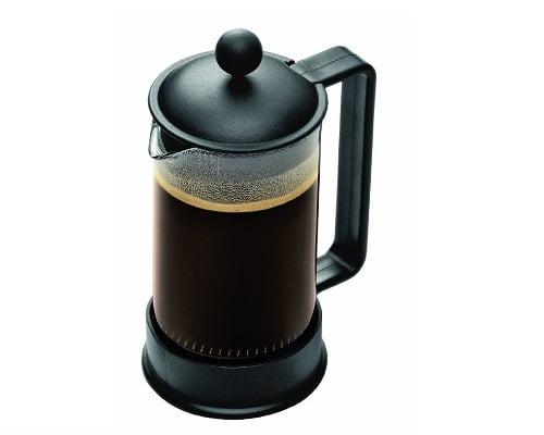 Cafetera de émbolo Bodum Brazil barata, cafeteras de émbolo baratas, chollos en cafeteras, ofertas en cafeteras, cafeteras baratas