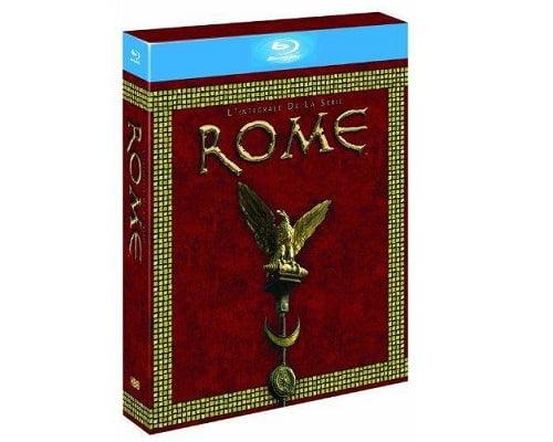 Serie Roma completa en Blu-Ray barata, series baratas en Blu-Ray, chollos en Blu-Ray, ofertas en Blu-Ray
