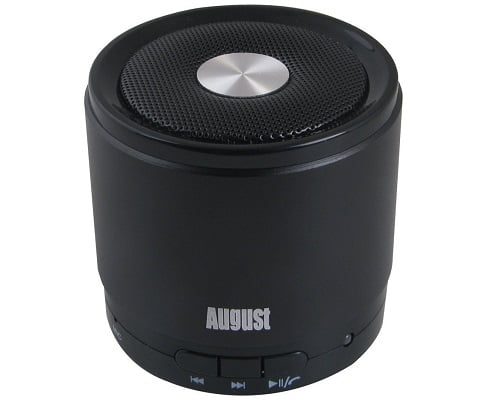Altavoz Bluetooth August MS425B barato, altavoces Bluetooth baratos, chollos en altavoces Bluetooth, ofertas en altavoces Bluetooth