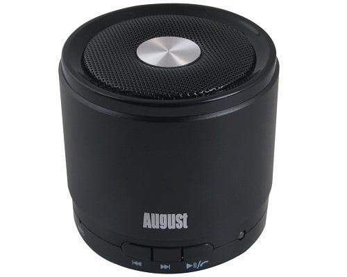 Altavoz Bluetooth August MS425B barato, altavoces Bluetooth baratos, chollos en altavoces Bluetooth, ofertas en altavoces Bluetooth