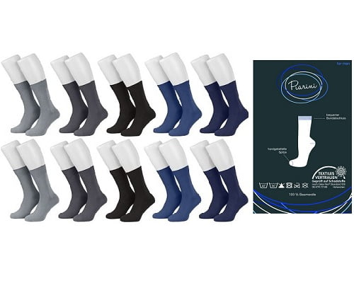 Calcetines de algodón Piarini baratos, calcetines de algodón baratos, chollos en calcetines de algodón, ofertas en calcetines