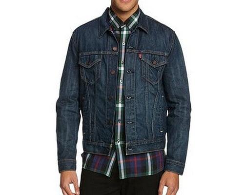 Chaqueta Levis the Trucker barata, ropa Levis barata, chaquetas de marca baratas, chollos en chaquetas, ofertas en chaquetas