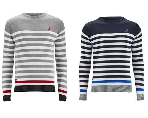 Jersey Kangol Cranfield Knitted Jumper barato, jerseys baratos, chollos en jerseys, ropa barata, chollos en ropa