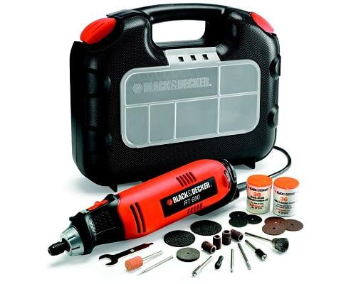 Multiherramienta Black&Decker RT650KA barata, herramientas baratas, chollos en herramientas, ofertas en herramientas