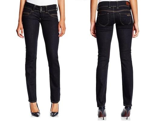 Pantalones vaqueros Pepe Jeans Venus M15 baratos, pantalones vaqueros de marca baratos, ropa de marca barata, chollos en pantalones vaqueros, chollos Pepe Jeans