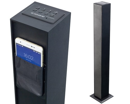 Torre de sonido Bluetooth Avenzo AV6061 barato, torres de sonido baratas, chollos en torres de sonido, altavoces Bluetooth baratos